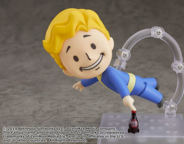 vault boy nendoroid good smile 5