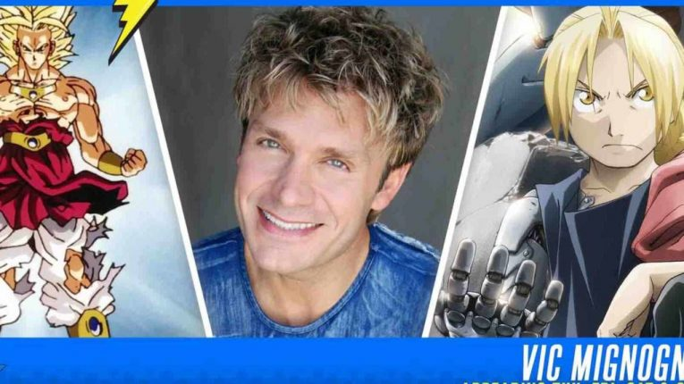 vic mignogna broly voice actor