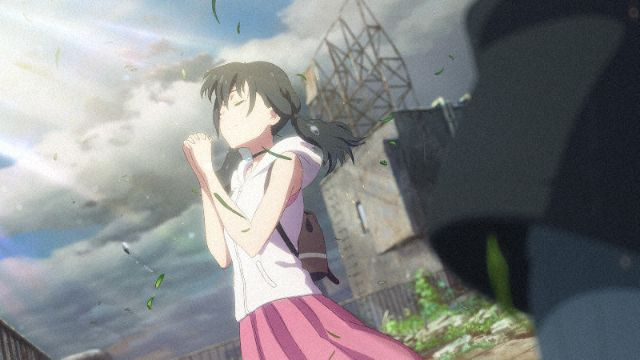 weathering with you anime movie character