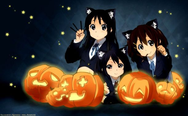 31+ Of The Best Anime Halloween Wallpapers To Make Your Day 24