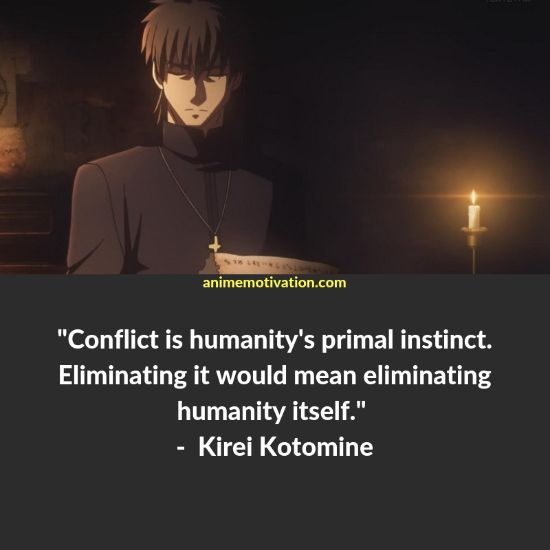 72+ Classic Fate Zero Quotes That Will Make You Think About Life 33