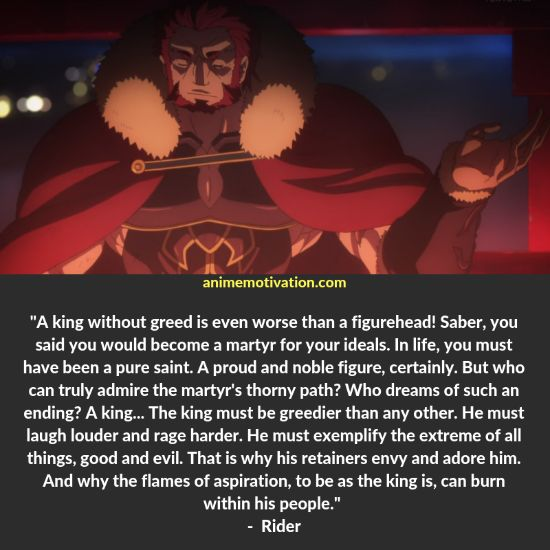 72+ Classic Fate Zero Quotes That Will Make You Think About Life 8