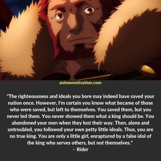 72+ Classic Fate Zero Quotes That Will Make You Think About Life