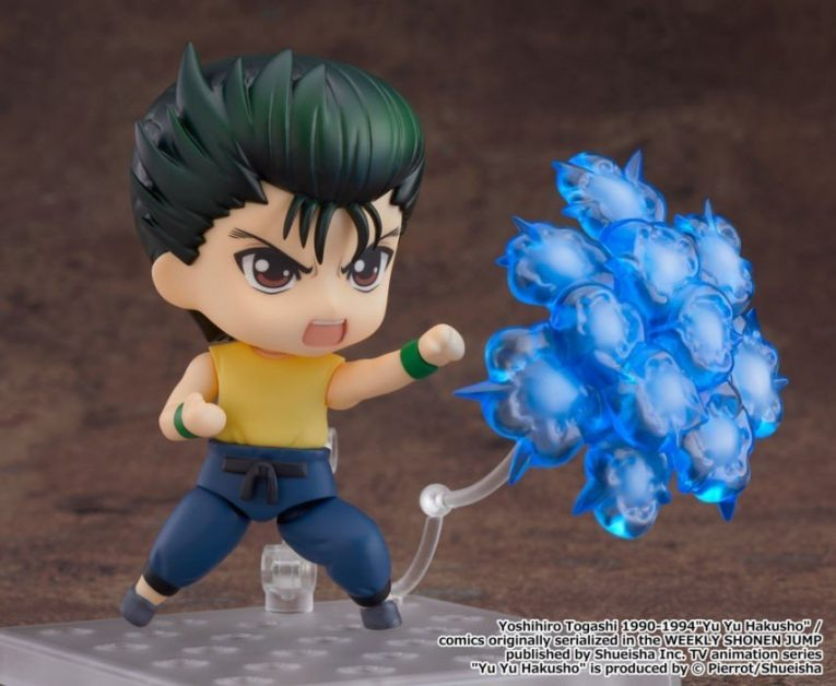 Good Smile Company's newest Nendoroid Yusuke Urameshi is available for pre-order!