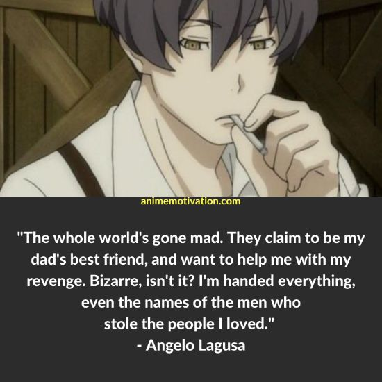This List Of 91 Days Quotes Is A Welcome Reminder For Anime Fans 7