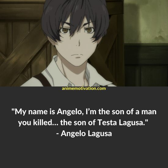 This List Of 91 Days Quotes Is A Welcome Reminder For Anime Fans 6