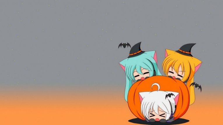 31+ Of The Best Anime Halloween Wallpapers To Make Your Day 31