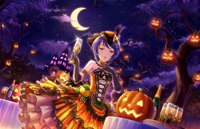31+ Of The Best Anime Halloween Wallpapers To Make Your Day 2