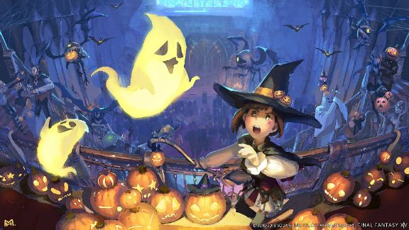 31+ Of The Best Anime Halloween Wallpapers To Make Your Day 3