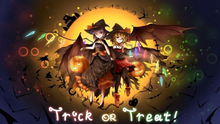 31+ Of The Best Anime Halloween Wallpapers To Make Your Day 14