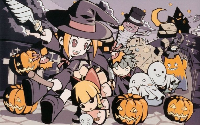 31+ Of The Best Anime Halloween Wallpapers To Make Your Day 28