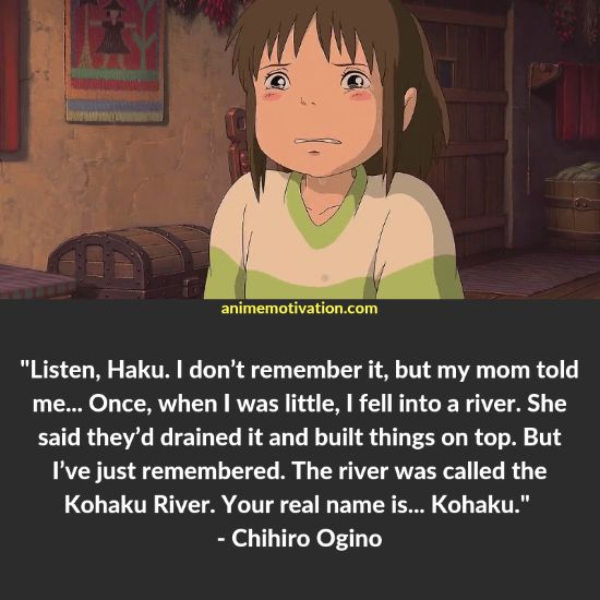 29+ Memorable Spirited Away Quotes For Fans Of The Anime 14