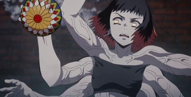 demon slayer episode 10 nezuko battle 14