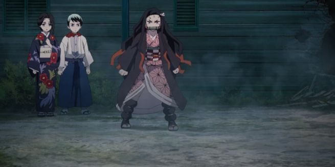 demon slayer episode 10 nezuko battle 9