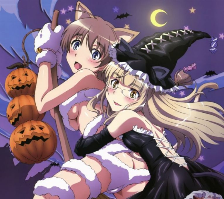 31+ Of The Best Anime Halloween Wallpapers To Make Your Day 27