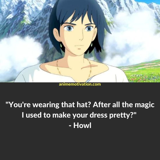 52+ Classic Howl's Moving Castle Quotes That Bring Back Memories 21