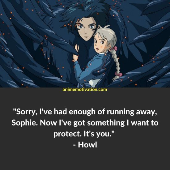 52+ Classic Howl's Moving Castle Quotes That Bring Back Memories 34