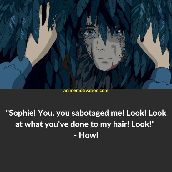 52+ Classic Howl's Moving Castle Quotes That Bring Back Memories 35