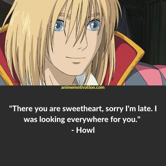 52+ Classic Howl's Moving Castle Quotes That Bring Back Memories 22
