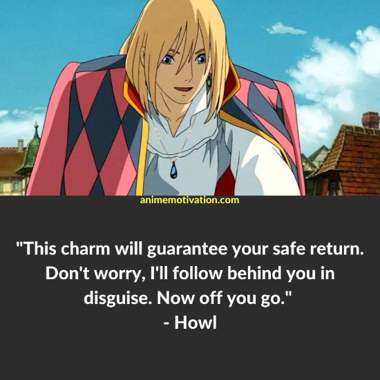 52+ Classic Howl's Moving Castle Quotes That Bring Back Memories 23
