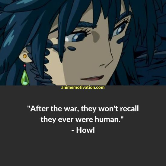 52+ Classic Howl's Moving Castle Quotes That Bring Back Memories 27