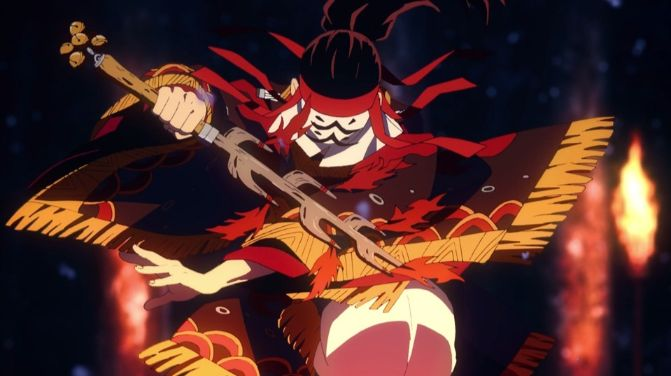 kagura dance demon slayer episode 19