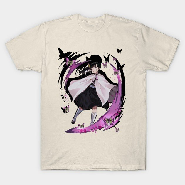 26+ Of The Coolest Demon Slayer T Shirts For Your Wishlist! 22