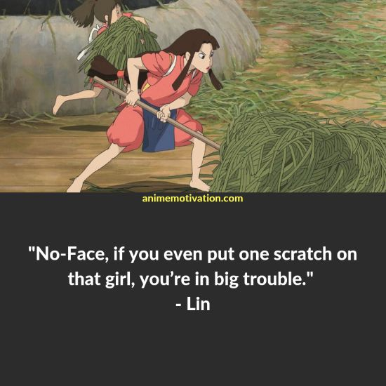 lin quotes spirited away 2