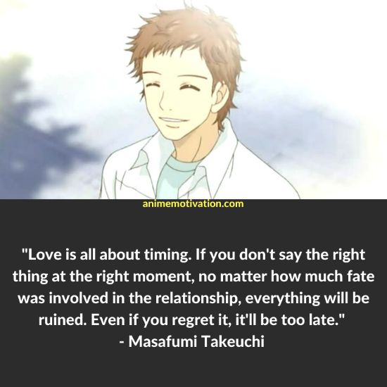 20+ Of The Best Bokura Ga Ita Quotes About Life & Romance 2