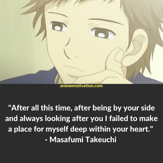 20+ Of The Best Bokura Ga Ita Quotes About Life & Romance 1