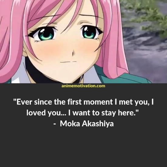 Here's A List Of The Best Rosario Vampire Quotes You Won't Forget! 18