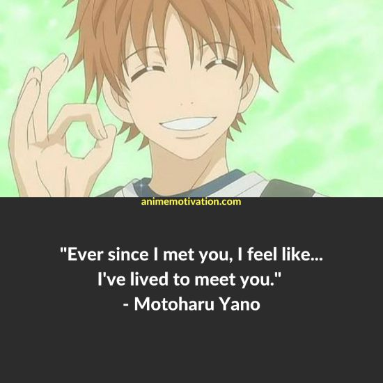 20+ Of The Best Bokura Ga Ita Quotes About Life & Romance 18