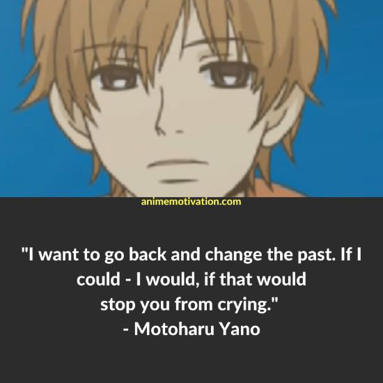 20+ Of The Best Bokura Ga Ita Quotes About Life & Romance 19