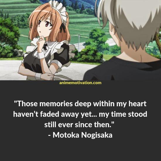 A Collection Of Memorable Anime Quotes From Yosuga No Sora! 19