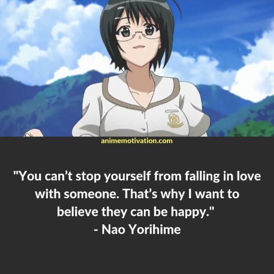 A Collection Of Memorable Anime Quotes From Yosuga No Sora! 5