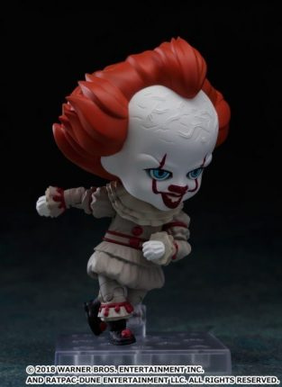 Good Smile Company's newest Nendoroid Pennywise is available for pre-order!