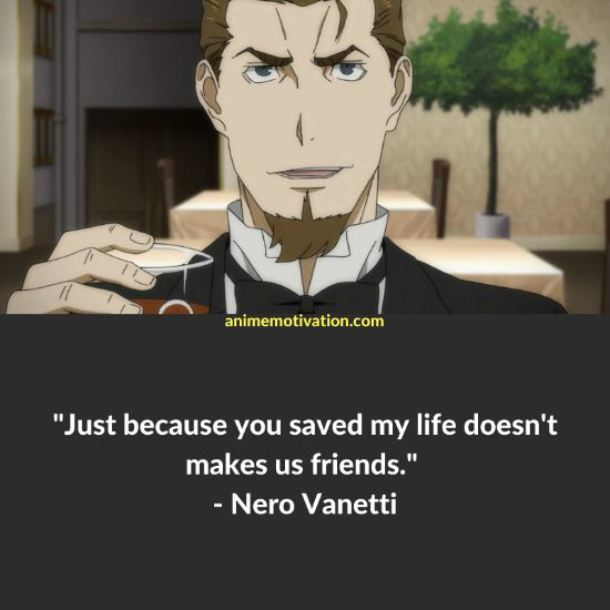This List Of 91 Days Quotes Is A Welcome Reminder For Anime Fans 17