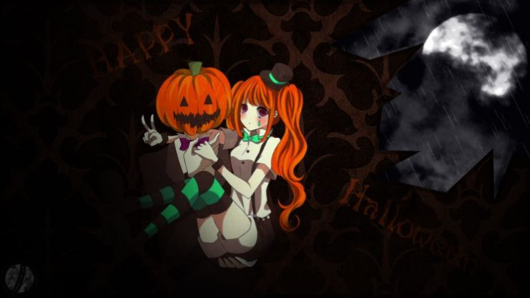 31+ Of The Best Anime Halloween Wallpapers To Make Your Day 9