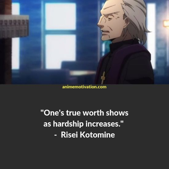 72+ Classic Fate Zero Quotes That Will Make You Think About Life 30