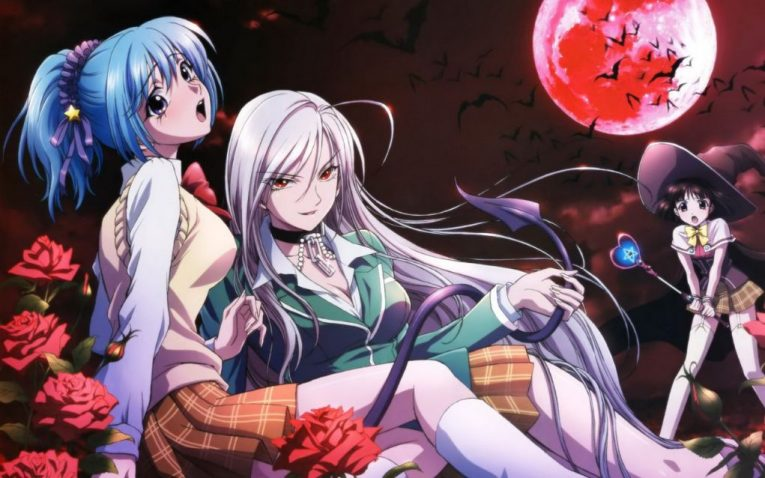 Here's A List Of The Best Rosario Vampire Quotes You Won't Forget!
