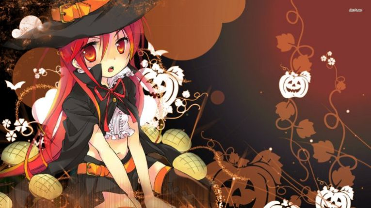 31+ Of The Best Anime Halloween Wallpapers To Make Your Day 29