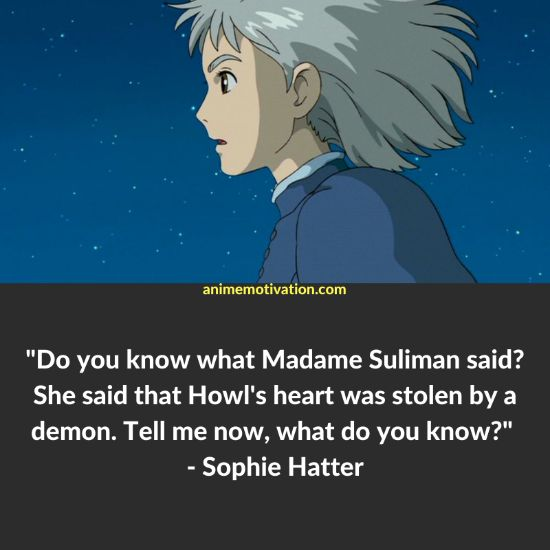 52+ Classic Howl's Moving Castle Quotes That Bring Back Memories 11