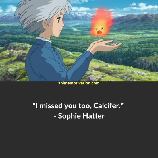52+ Classic Howl's Moving Castle Quotes That Bring Back Memories 4