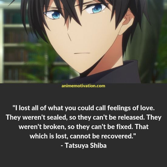 """A Collection Of """"The Irregular at Magic High School"""" Quotes Worth Sharing"""
