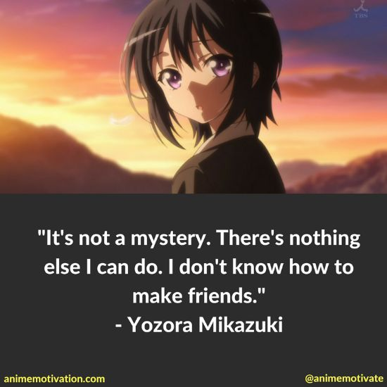 All The Greatest Haganai Quotes Of All Time That Go Deep! 7