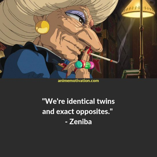 zeniba quotes spirited away 4