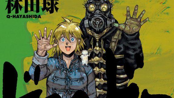 Dorohedoro anime 2020
