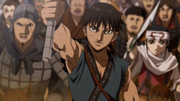 Kingdom 3rd Season anime