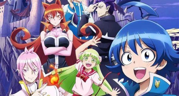 Mairimashita Iruma kun anime