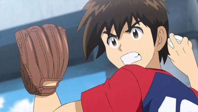 Major 2nd Second Series anime